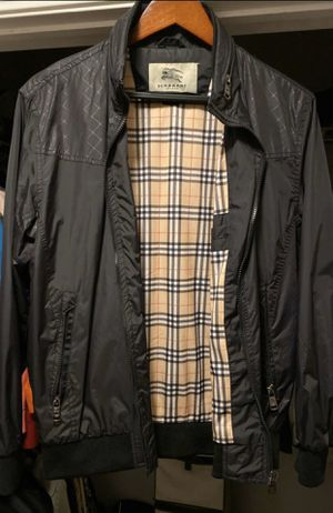 Authentic Burberry Men's Jacket for Sale in West Palm Beach, FL