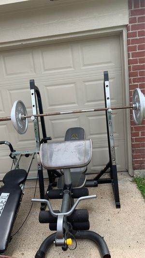 Workout equipment for Sale in Rosenberg, TX