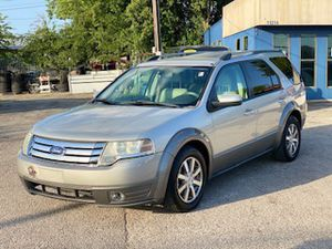 2008 Ford Taurus X 3rd Row for Sale in San Antonio, TX