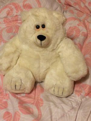 Stuffed polar bear for Sale in Mansfield, TX