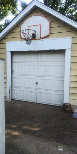 Standard 1 car garage door & tool shed for Sale in Queens, NY