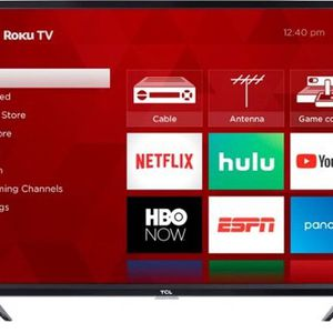 "TCL Roku TV 42"" Perfect Conditions for Sale in Miami, FL"