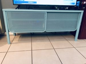 Blue Tv Stand for Sale in Anaheim, CA