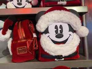 Disneyland Park - MICKEY Holiday Loungefly backpack for Sale in Burbank, CA