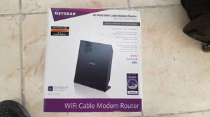 Wifi cable Modem Router for Sale in Downey, CA