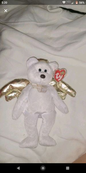 Halo 2 Ty beanie baby with brown nose ( rare ) for Sale in Columbus, OH