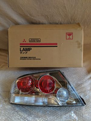 Mitsubishi Evolution VIII OEM Tail Light Driver's Side MN126801 Left LH Evo 8 for Sale in Pompano Beach, FL
