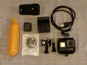 Go Pro Hero 6 plus extras for Sale in Eugene, OR