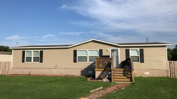 Double wide for sale