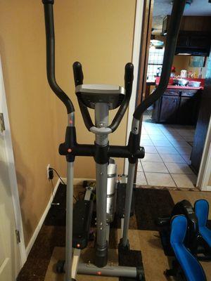 Exercise bike, elliptical for Sale in Missouri City, TX