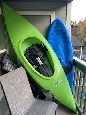 Green Kayak for Sale in Sherwood, OR