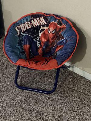 Spider-Man kid chair for Sale in Marysville, WA