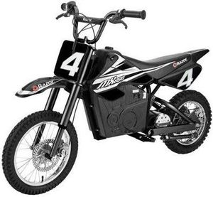 Razor MX650 Adult & Teen Dirt Rocket Ride On High-Torque Electric Motocross Motorcycle Dirt Bike, Speeds up to 17 MPH for Sale in Camp Hill, PA