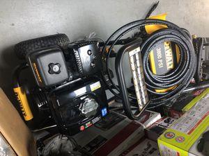 DEWALT Honda GX270 3,800 PSI 3.5 GPM Gas Pressure Washer for Sale in Denver, CO