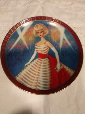 Vintage Danbury Mint Barbie Plate for Sale in Everett, WA