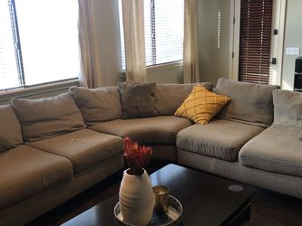 Oversized Sectional and Loveseat for Sale in Goodyear,  AZ