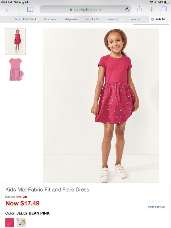 Little girls back to school clothes clothing NEW