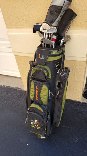 Left Handed Golf Clubs for Sale in Melbourne, FL