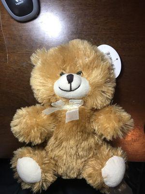 Fuzzy friends stuffed teddy bear for Sale in Trenton, NJ