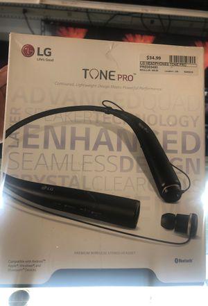 Brand New LG Tone Pro headphones $ 34.99 for Sale in Orlando, FL