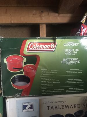 Camping cookset for Sale in Vadnais Heights, MN