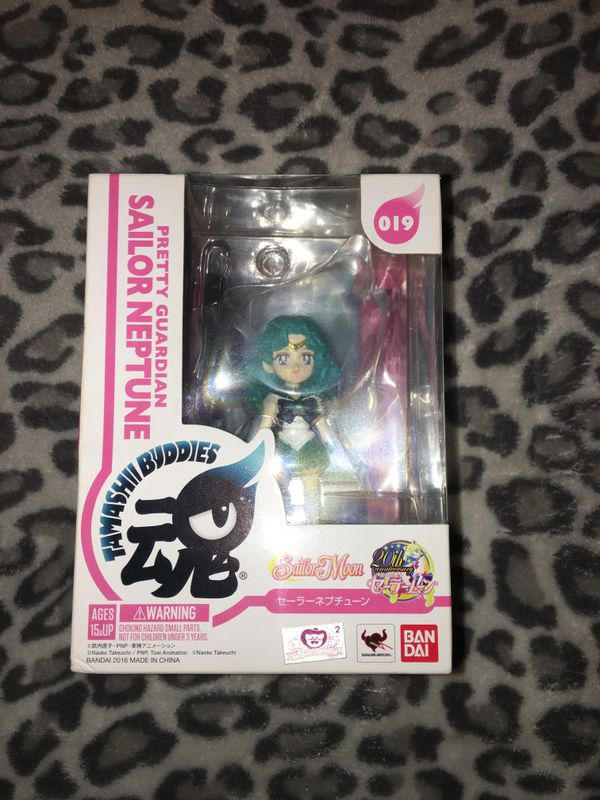 "Sailor Moon ""Sailor Neptune"" toy"