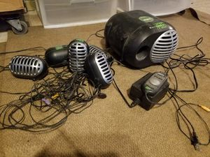 Video game speakers for Sale in Houston, TX