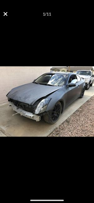 2005 Infiniti G35 parting out for Sale in Phoenix, AZ