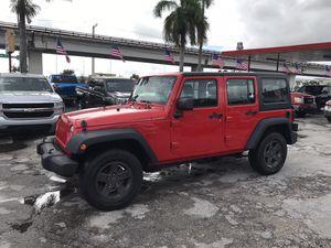 2015 Jeep Wrangler 4x4. for Sale in Miami, FL