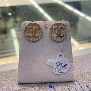14k Stud Earrings for Sale in Houston, TX