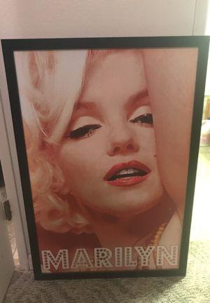 Marilyn Monroe decor for Sale in Modesto, CA