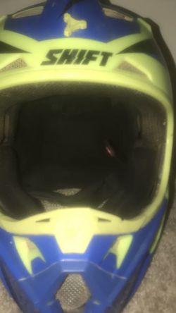 Dirt bike Helmet for Sale in Stockbridge,  GA