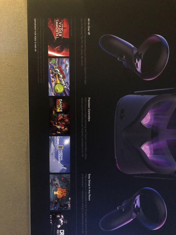 Oculus Quest 128GB Brand New