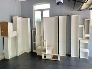 White Closet Organizers for Sale in LAUD LAKES, FL