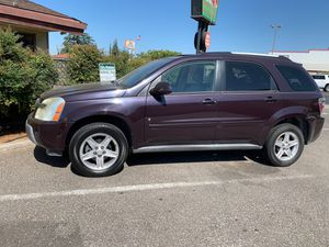 Chevy EQuinox 06 137000 mile salvage title 4500 or obo for Sale in Valley Home, CA