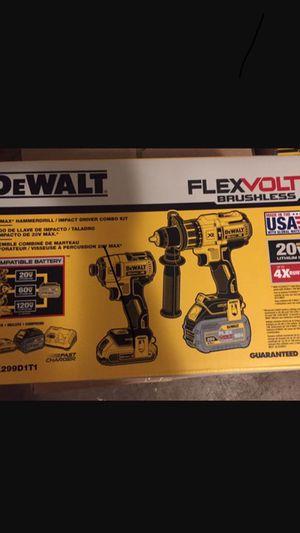 Brand New Never Used FlexVolt Combo Kit for Sale in Tampa, FL