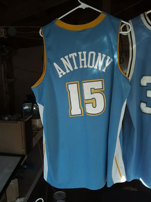 SIZE XL .....CARMELO ANTHONY NBA JERSEY...GREAT BUY!!! for Sale in Indianapolis, IN