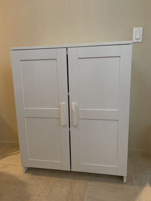 Ikea white cabinet for Sale in San Diego, CA