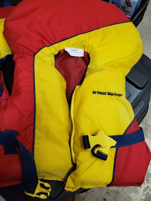 Life vests, infant size for Sale in West Palm Beach, FL
