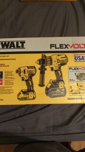 Dewalt flexibly brushless hammer impact tool kit for Sale in Deerfield Beach, FL