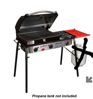 New BIG GAS GRILL 3X Camp Chef for Sale in Pasadena, CA