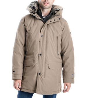 ($375) MICHAEL Michael Kors Men's Hooded Bib Snorkel Parka (Sizes medium and large) for Sale in North Andover, MA