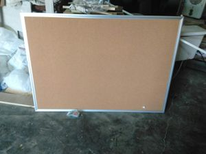 Cork board for Sale in Greenville, MS