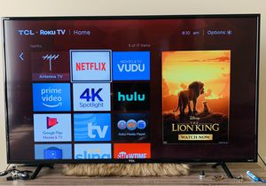 TCL Roku TV for Sale in Leesburg, VA
