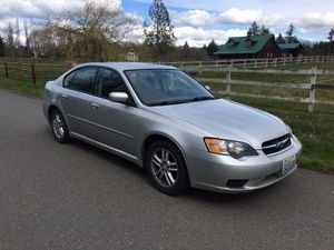 2005 Subaru Legacy for Sale in Snohomish, WA