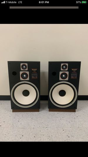 "Fisher ST-828 15"" (Pair) Home Speakers / Audio / Towers for Sale in Lemont, IL"
