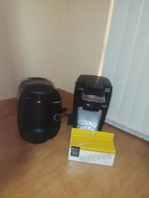 2 electric coffe maker for Sale in Hollywood, FL