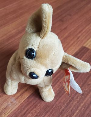Beanie Babies Tiny Chihuahua Retired (9/8/98) for Sale in Miami, FL