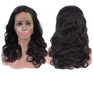"20"" 360 Lace Frontal Wigs Human Hair Brazilian Body Wave Human Hair Wigs Natural Hairline Human Hair Lace Wigs 150% Density for Sale in Alexandria, VA"