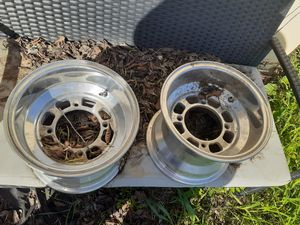 Deep dish quad rims for Sale in Antioch, CA